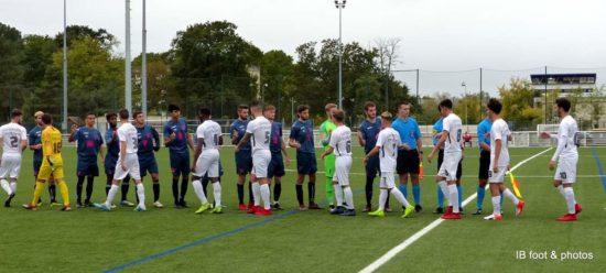 Beau début de saison U pour le Foot Élite de l'Université d'Orléans !