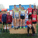 Le CFU Cross Country apporte son 1er titre au Sport U Régional !