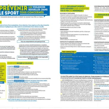 Message de Sensibilisation & Prévention !