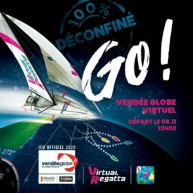 Point hebdomadaire Vendée Globe Virtuel !