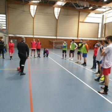Retour sur la formation étudiante arbitre football !